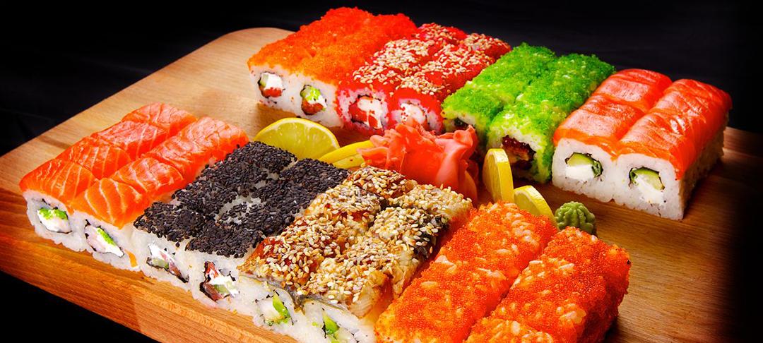 суши vs шашлыки